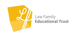 Law Family Educational Trust - Brand mark