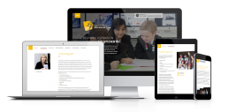 Law Family Educational Trust - Responsive site