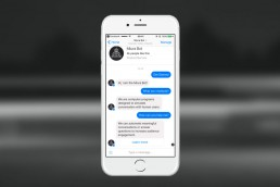 Chatbots - Drive one-to-one consumer centric engagement